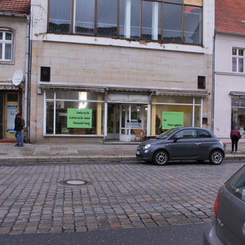Nouveau départ à Neuruppin