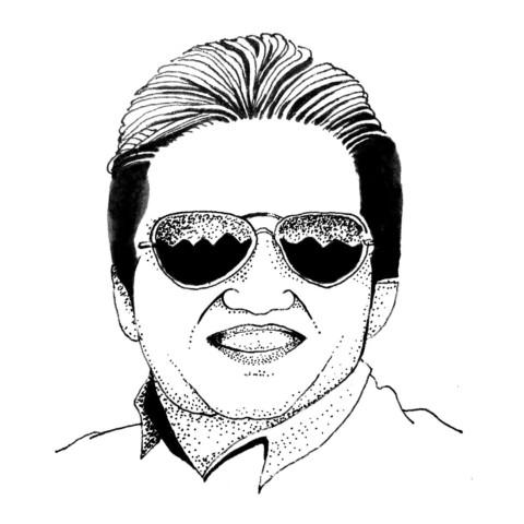 Porträt von Tashi