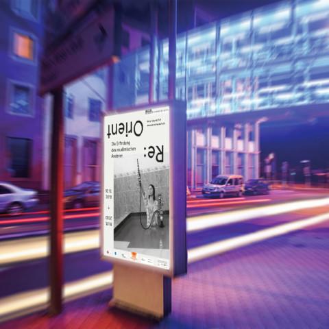 Re:Orient – Werbegrafiken der Ausstellung